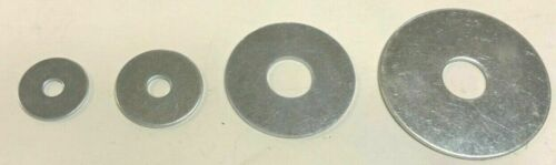 Penny Washers Repair M6 M8 Assorted Pack BZP. M12 Mudguard M10 M5