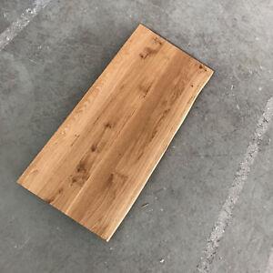 Charmant Das Bild Wird Geladen Tischplatte Platte Eiche Massiv Holz NEU Tisch Brett