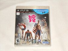 NEW London 2012 Playstation 3 Game PS3 SEALED Olympics Summer Olympic Games 12