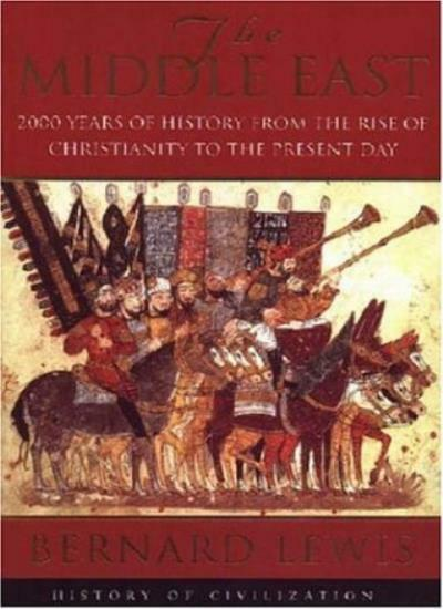 The Middle East: 2000 Years Of History From The Birth Of Christ .9781842120170