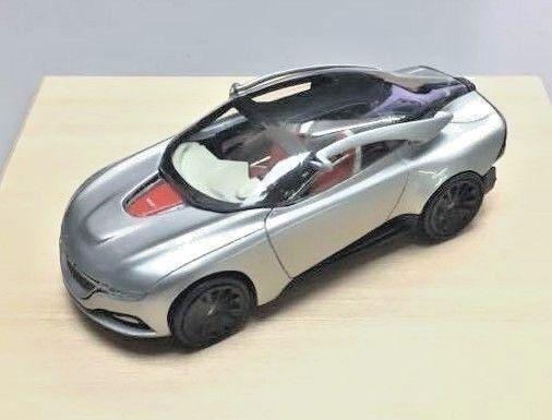 Saab Phoenix concepto de coche nuevo kit de modelo de resina altamente deDimensionedos 1 43 modelos de Griffin