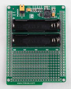 MikroElektronika-Battery-Boost-Shield