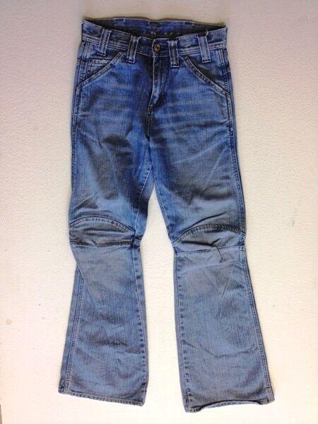 G-Star G-Star G-Star S. C. Comwood Jeans Hose Hellblau Stonewashed W27 L32 | Feinen Qualität  659b5b