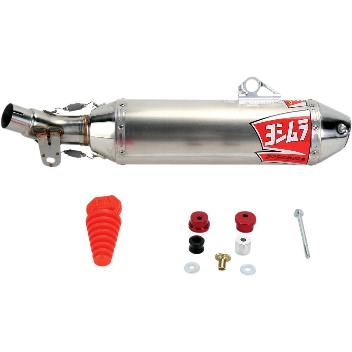 Lexx Slip On Silencer Exhaust TRX450R 2004-2005 muffler pipe trx450 trx 450 450r