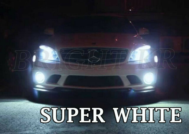 MERCEDES C-CLASS W204 CREE LED XENON WHITE UPGRADE REVERSE LIGHT BULBS