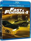 "BLU RAY ""FAST AND FURIOUS 4"" - NEUF SOUS BLISTER"