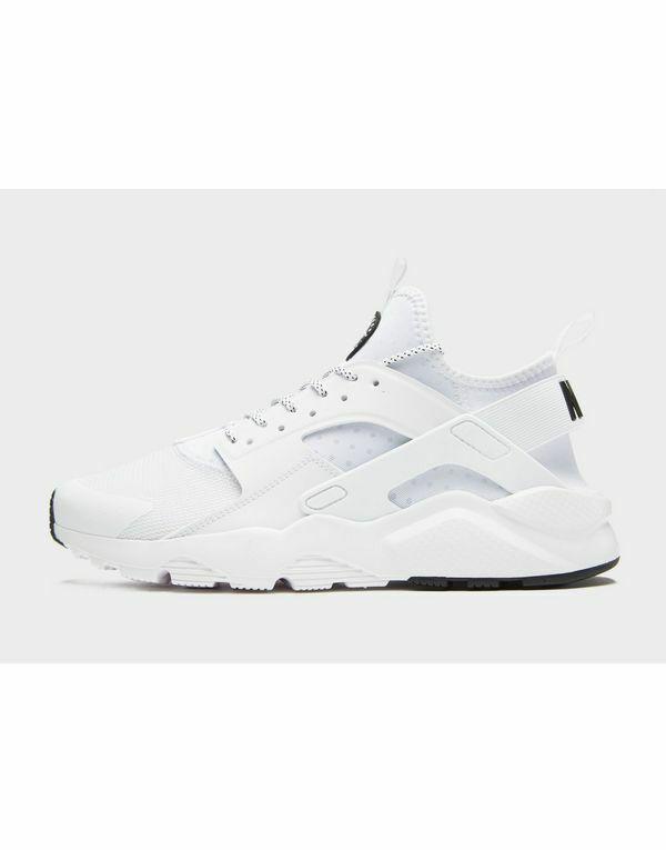 Nike Huarache Run Ultra Run Men's Trainers () - White Brand New