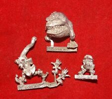 Warhammer Fantasy Orcs & Goblins The Chase Metal OOP RARE Squig Night Goblin