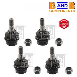 VW-T2-Bay-Camper-Van-Frontal-Inferior-Juntas-de-Bola-Superior-x-4-FEBI-A1179