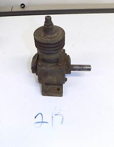 Image Is Loading Antique Manzel Brothers Company Air Pump Model T