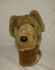 Toys By Daphne Retriever Dog Headcover Golf Hand Puppet Plush