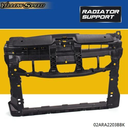 Radiator Support For 2012-2016 Volkswagen Beetle Hatchback 2-Door Hatch Black