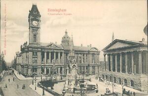 Birmingham chamberlain square hugo lang