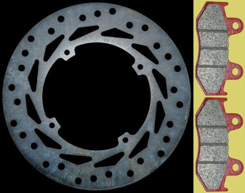 Honda MTX125 front brake disc /& pads 1985-1995