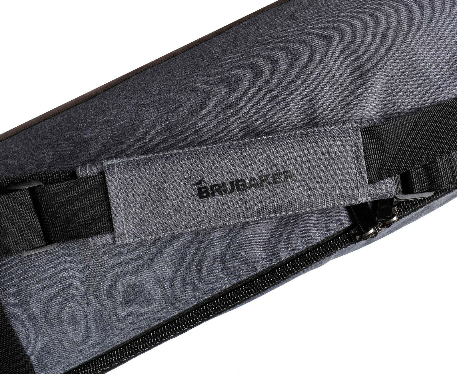 43 x 27 x 5 cm Unisex Black Crevice Ski Bag Set red//grey BCR151006