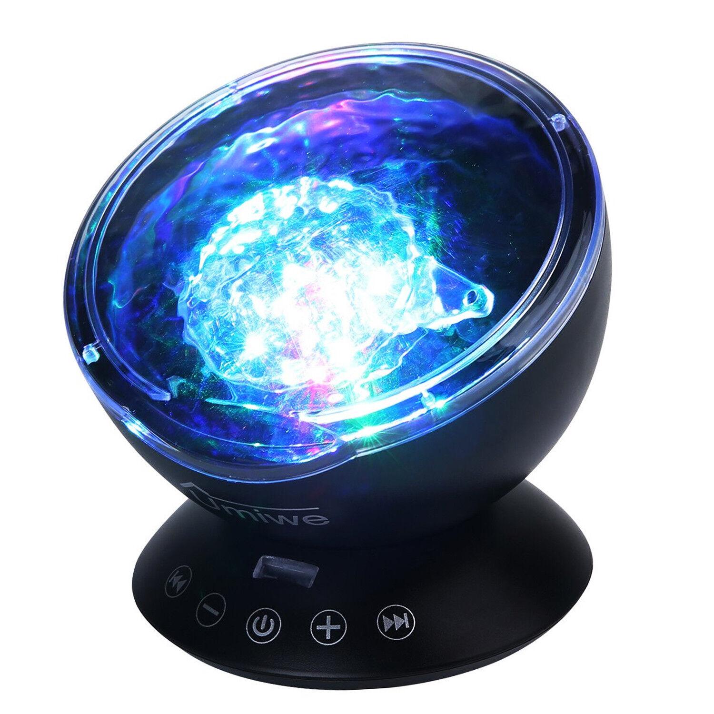 Baby Sound Machine Star Projector