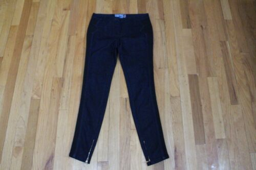 VERSACE ANKLE ZIP SIDE PANEL JEANS SIZE 28 MODEL A
