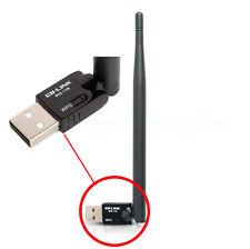 wifi 5DB Antenna RTL8188CUS Long Range WiFi USB w// Antenna for Raspberry Pi 2 B