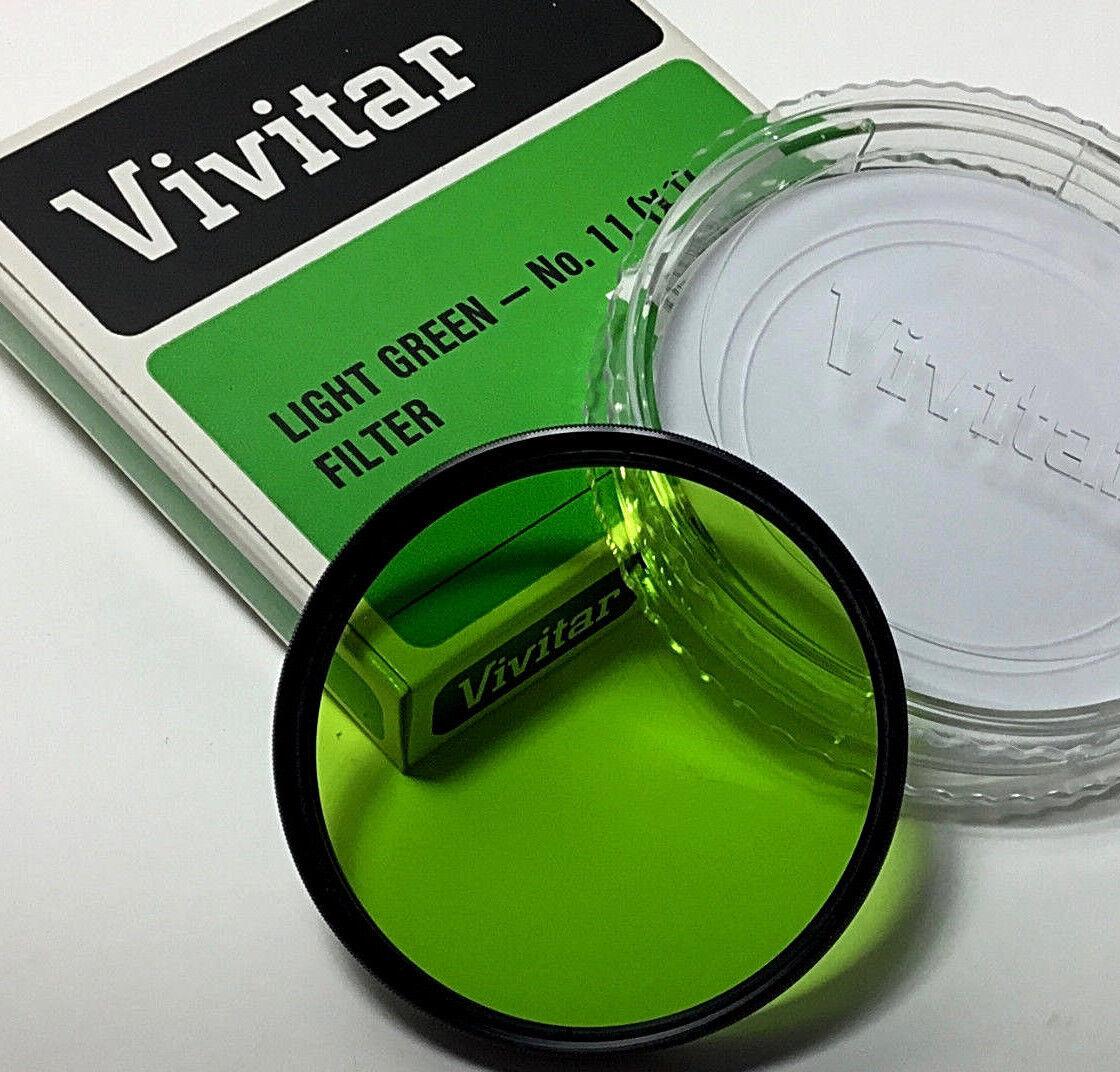 72MM Green Filter,New