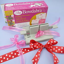 Darice Bowdabra Mini ribbons Bow maker ,wedding,floristry,favors,gifts,hair