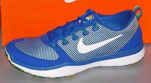 c58e5ce8cf MENS NIKE FREE TR VERSATILITY AMP in colors ROYAL   WHITE   MAZE ...