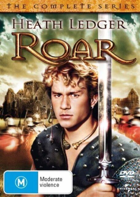 Roar - Complete Series (DVD, 2007)