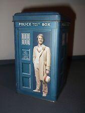 DOCTOR WHO rare vintage 80's TARDIS coin bank Peter Davison