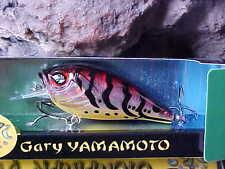 GARY YAMAMOTO Custom Floating CHIKARA Lure 82-Chi-100- 605 (CRAWFISH RED)