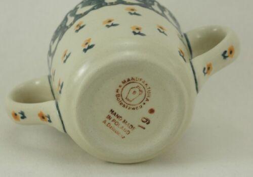 0,2 Liter Gänse K094-P322 2Henkel Becher Bunzlauer Keramik Tasse Kinder