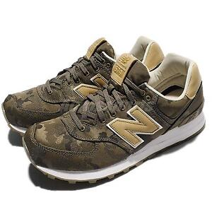 New Balance 574 Camouflage Sneakers & Deportivas Mujer u8SWmIKN5L