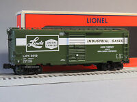 Lionel Linde Union Carbide Air Products Ps-1 Boxcar 3019 O Gauge Train 6-82624