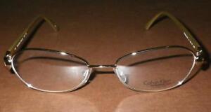 5ee0bb0967e Ck Calvin Klein CK949 533 Women s Eyeglasses Rx Frames 53MM Gold ...
