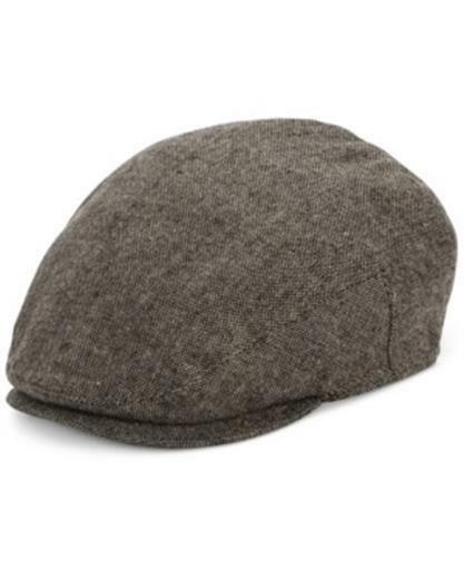 6335321aaf4b4 Buy Country Gentleman Male Ainsley Earflap Flat Cap L Grey Tweed online