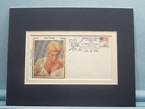 Kim-Novak-star-of-Alfred-Hitchcock-039-s-Vertigo-amp-her-own-Commemorative-Envelope