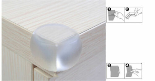Transparent Child Baby Safety Table Desk Corner Protection Cover Edge Protector