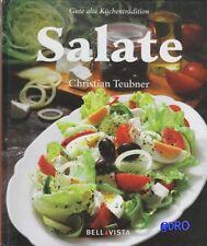 SALATE + Gute alte Küchentradition + Rezepte + Ideen + NEU + gebundene Ausgabe