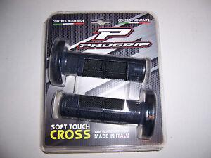 ProGrip-794-MX-Griffe-schwarz-Cross-Enduro-Griffgummi-KTM-Husqvarna-VOR-TM-Beta