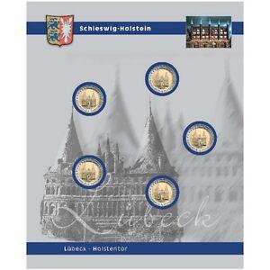 Safe Top Set Ergänzungsblätter Für 2 Euro Bundesländer 7821 1 Bis