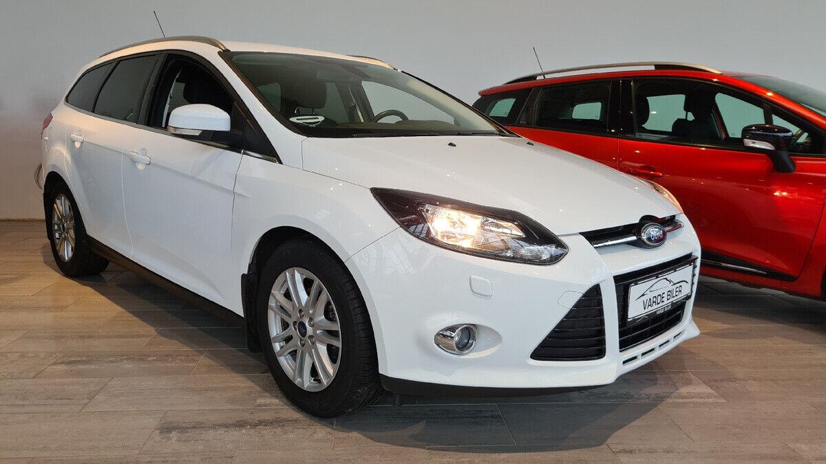 Ford Focus 1,0 SCTi 125 Titanium stc. ECO 5d - 109.900 kr.