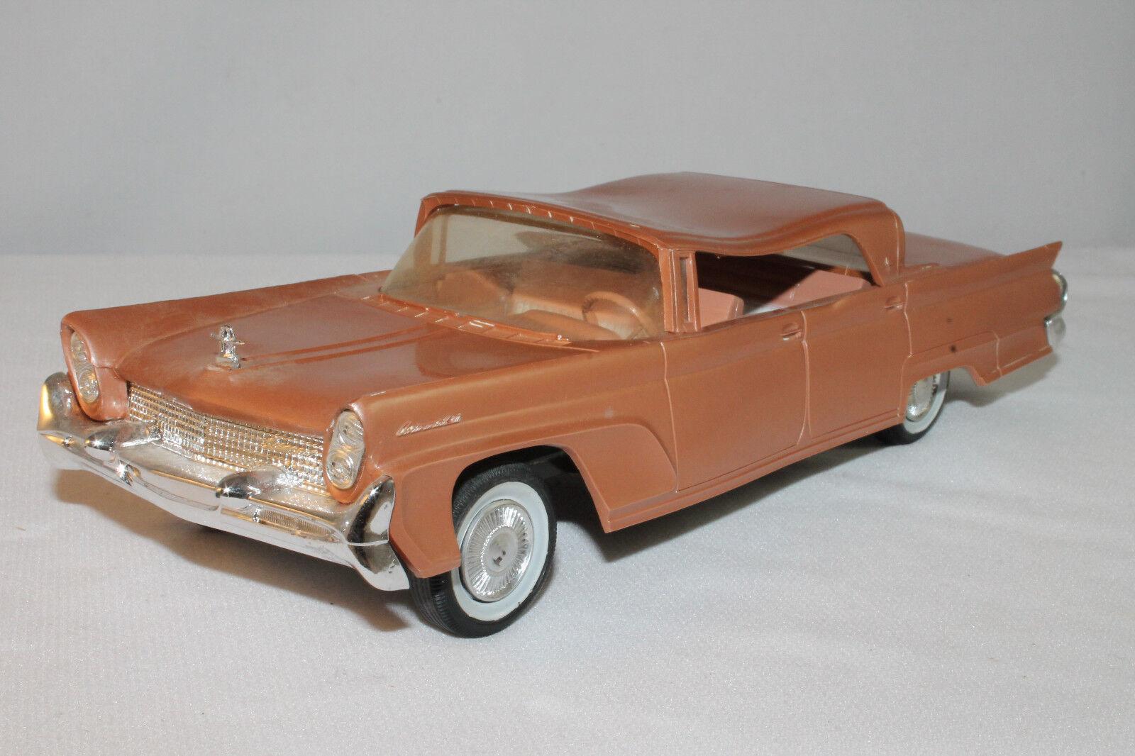 1958 Lincoln Continental 4Dr Sedan Promo Coche, Cobre