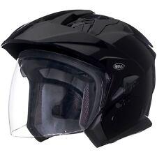 Bell Mag-9 Sena Solid Black Helmet X-Small NEW