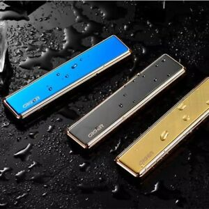 Image Is Loading New Electric Lighter Windproof Torch Usb Flameless