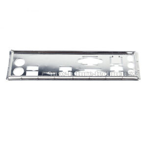 Details about I/O Shield backplate For MSI B85M-E45 & H81M ECO Motherboard  Backplate IO