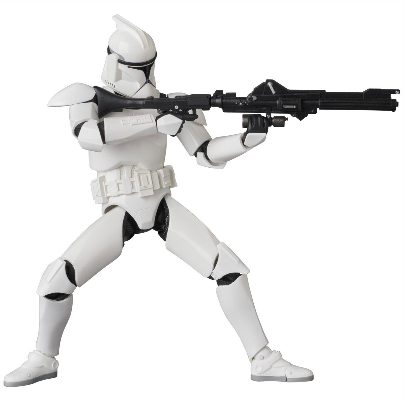 MEDICOM MEDICOM MEDICOM TOY MAFEX CLONE TROOPER Star Wars Episode II Action Figure 8aab05