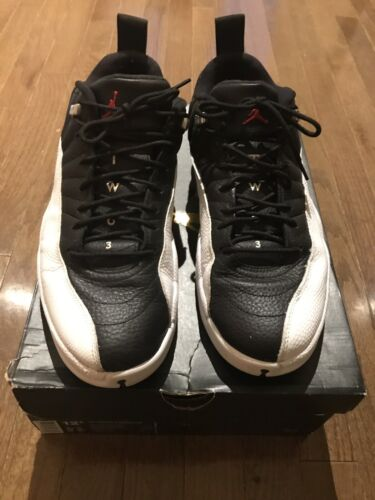5 12 Air Xii Playoff Retro Scarpe 12 Uomo Jordan Nike Basketball Size Low EWDHI9Ye2