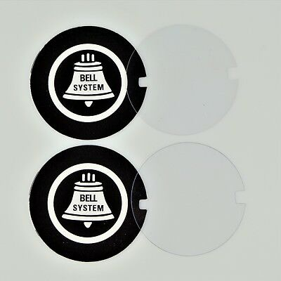 Automatic Electric Dial Cards w// Acetate x 2 Best on the Market! SKU 24783