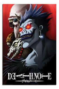 Death-Note-Shinigami-Poster-61x91-4cm-Offiziell-Lizenziert-UK-Verkaeufer