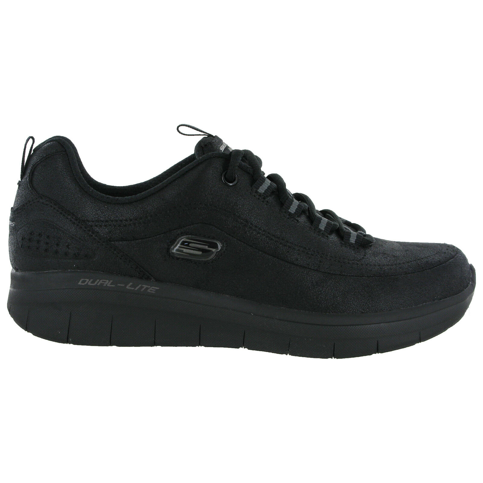 Skechers Synergy Trainers 2.0 - Comfy Up Trainers Synergy 12934 Damenschuhe Memory Foam Sport Schuhes a3fc25