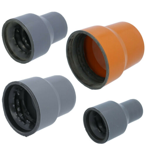 Schette für Gussrohr Abflußrohr 50 75 110 160 Trapper Kunststoff Rohranschluss