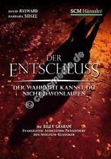 DVD: DER ENTSCHLUSS - Der Wahrheit kannst du nicht davonlaufen - B. Graham *NEU*